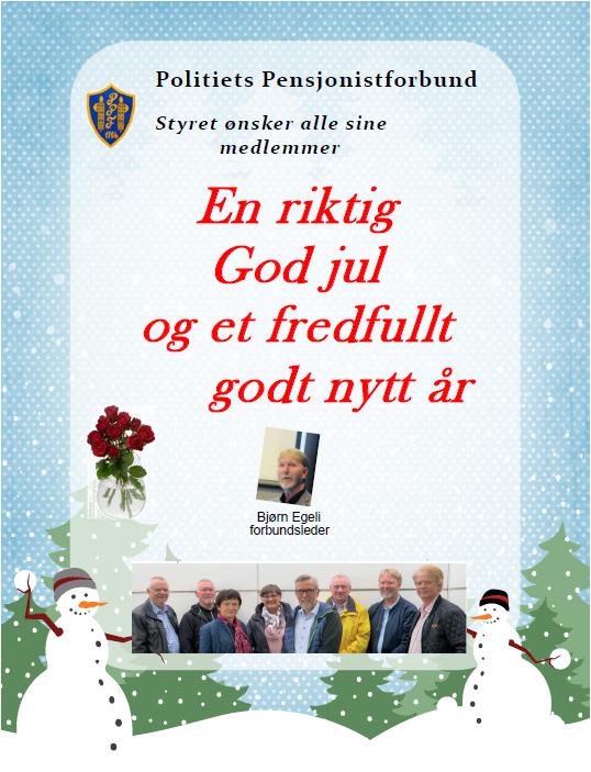 Julehilsen 2018