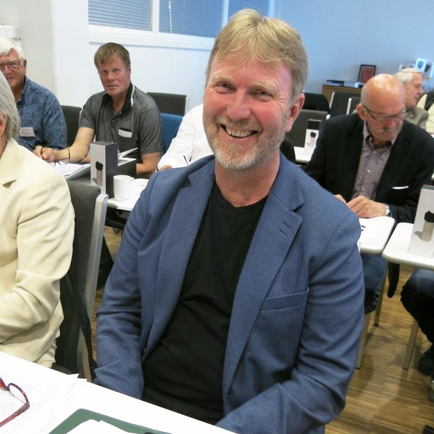 Bjørn Egeli (Foto: Jørn-Kr Jørgensen)