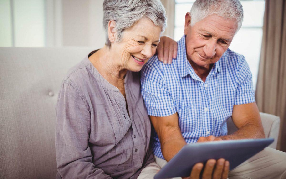 Pensjon illustrasjon