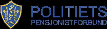 Politiest Pensjonistforbund logo