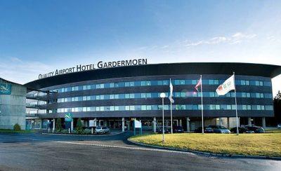 Qulity Hotel Gardermoen